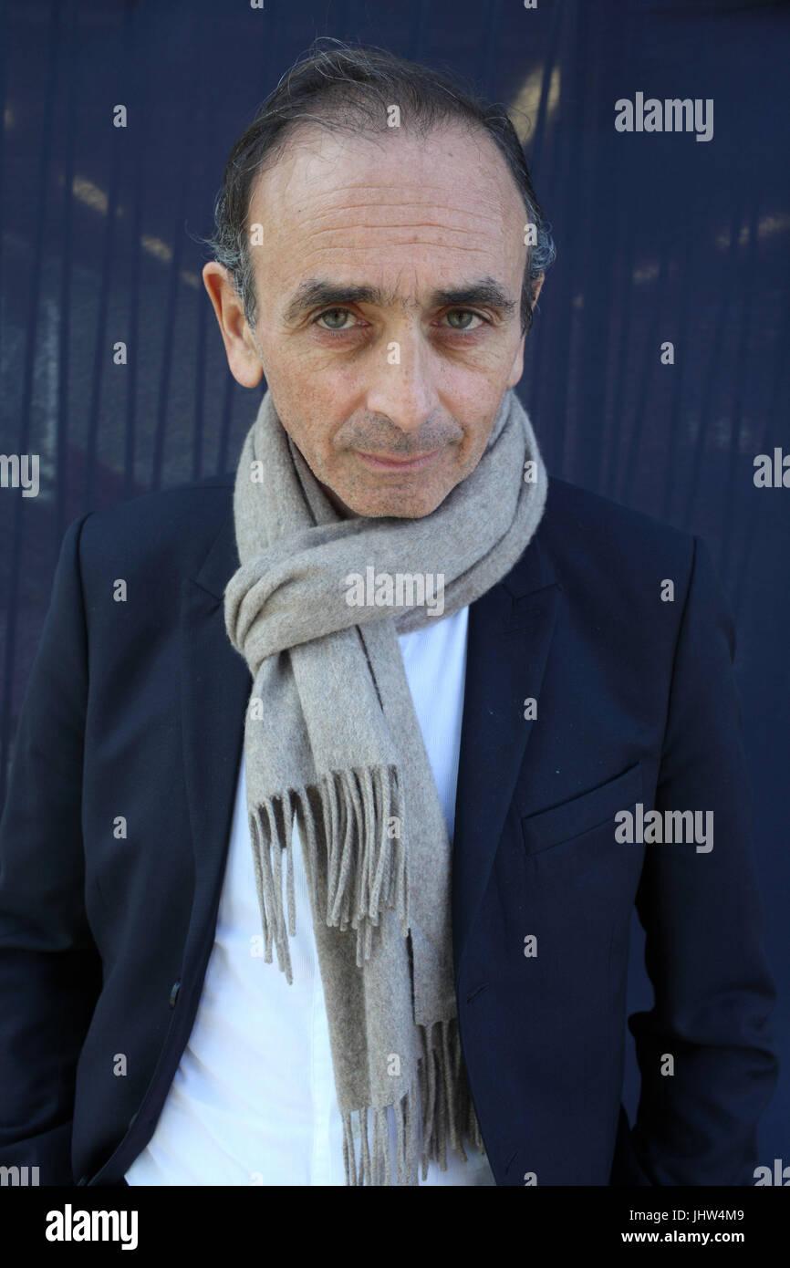 Portrait Of Eric Zemmour 22 04 2017 C Basso Cannarsa Opale Stock Photo Alamy