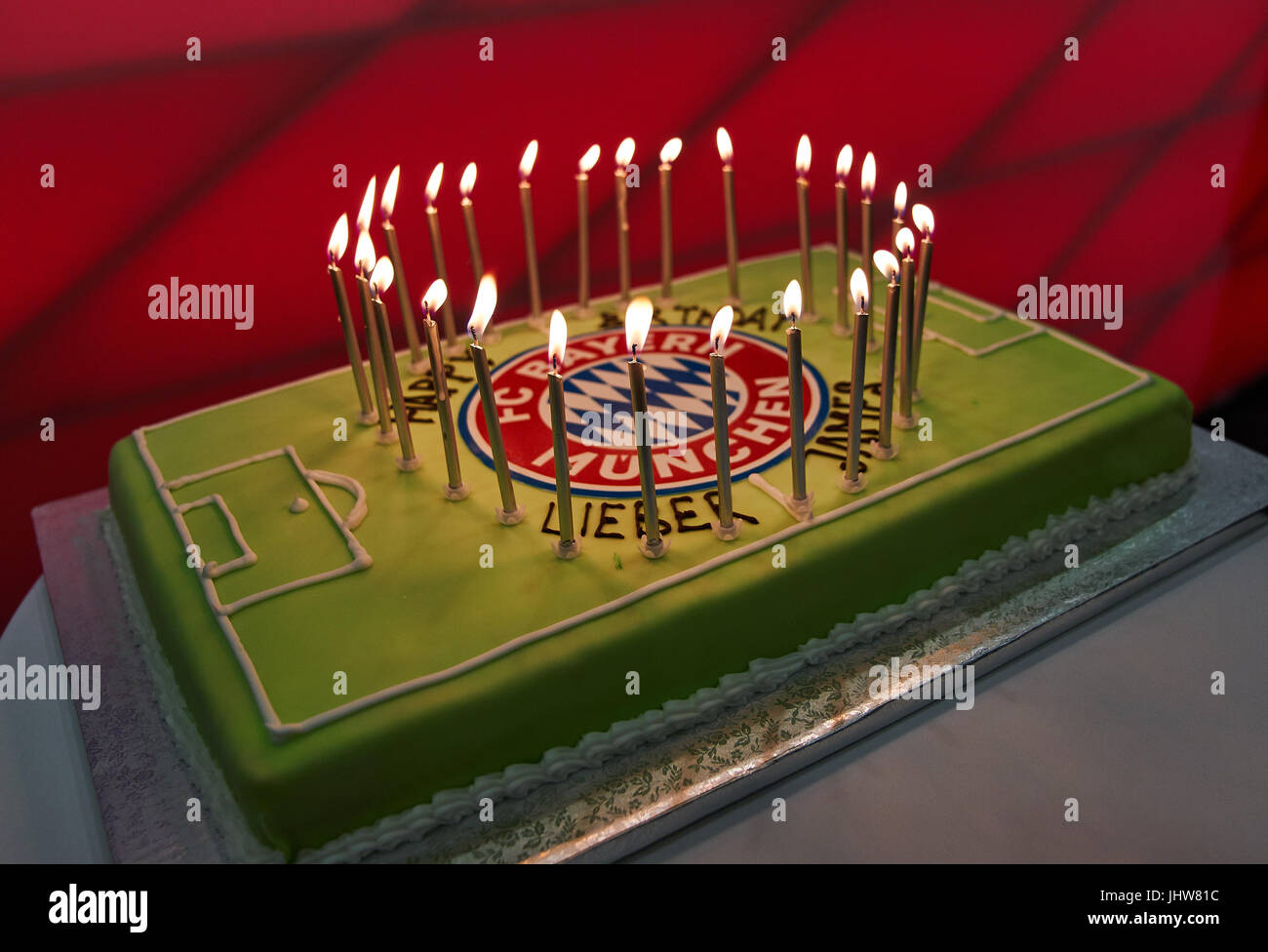 Birthday Cake 26 Stock Photos Birthday Cake 26 Stock Images Alamy