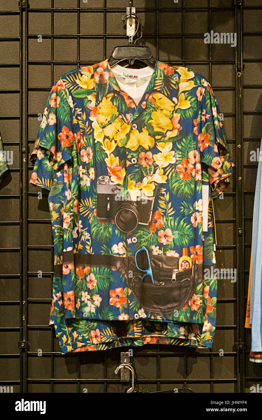 59a5468f6259 A silly tee shirt that looks like a tourist in a Hawaiian shirt with a  camera