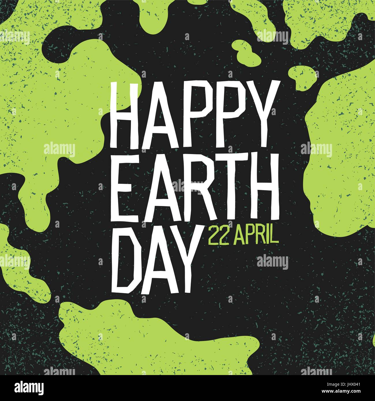 Earth Day 22 April Postcard Design Creative Design Poster For