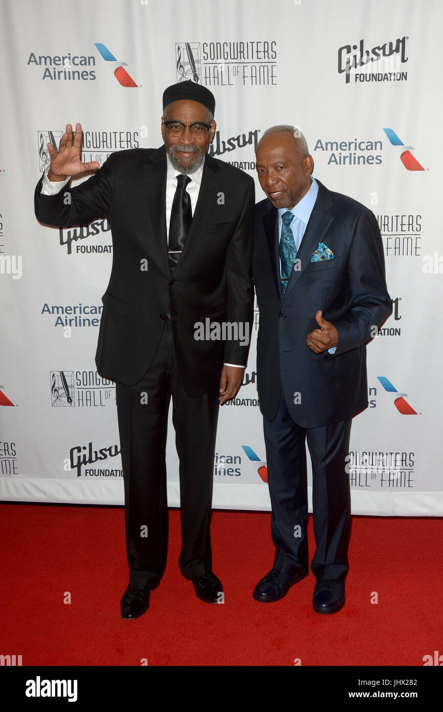 Songwriters 48th Annual Hall Of Fame Induction and Awards at New York Marriott Marquis Hotel -