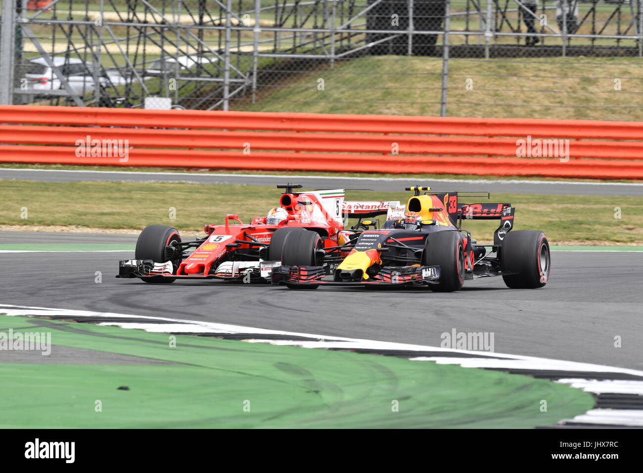 Silverstone, UK. 16th July, 2017. Motorsports: FIA Formula One World ...