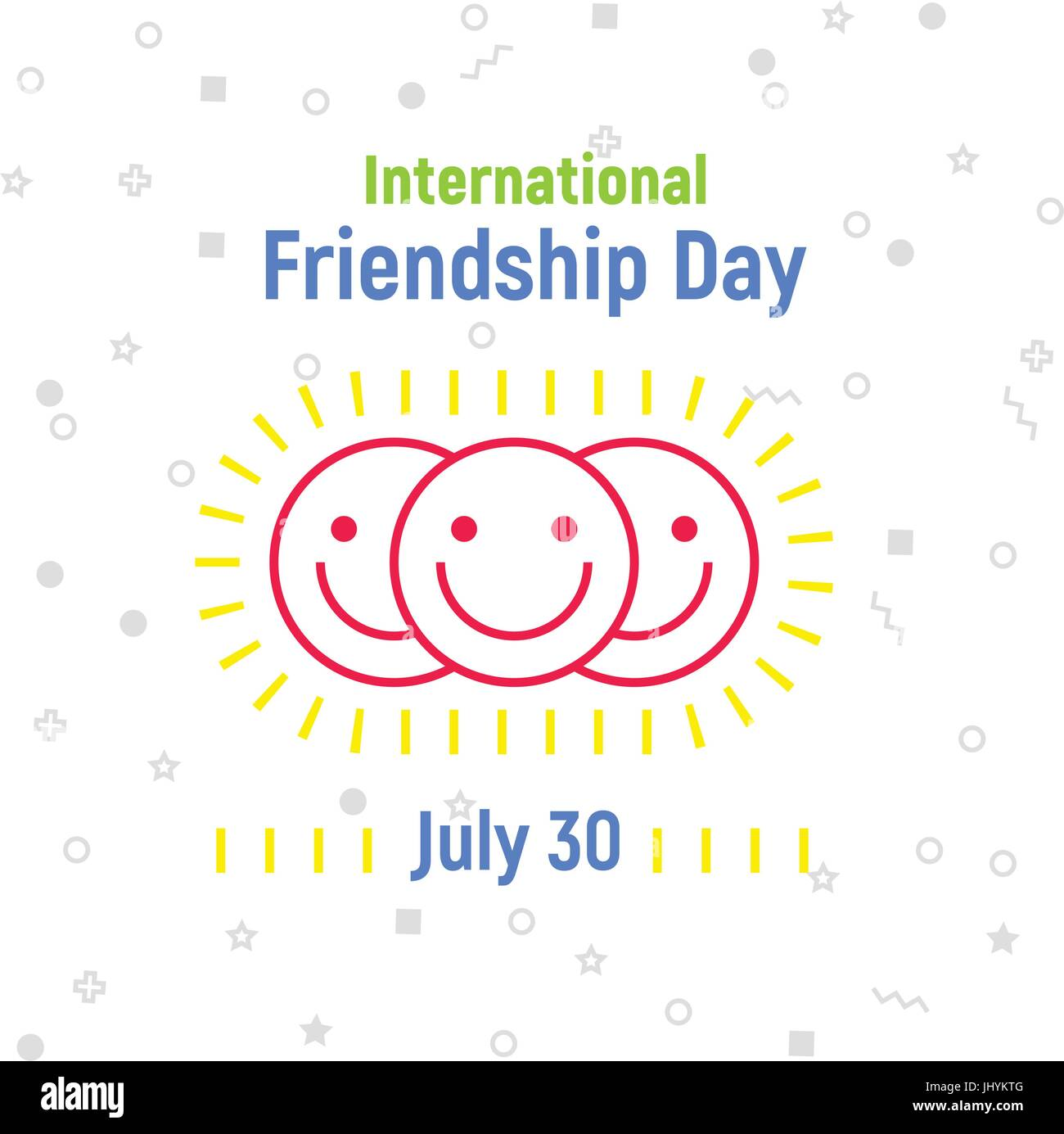 What can please another international holiday - Friendship Day