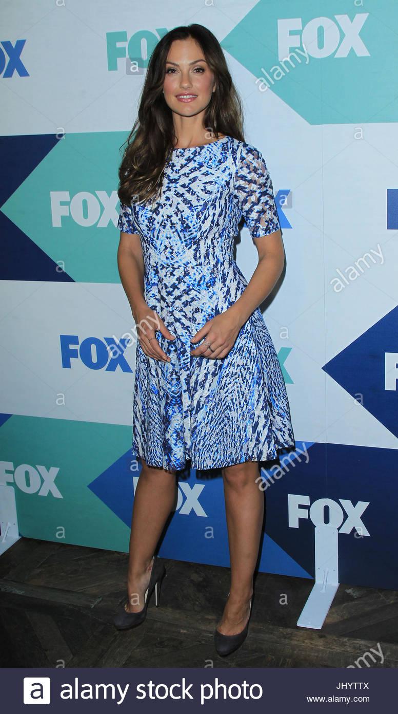 Minka Kelly. Celebrities at the Fox Summer TCA Party at SOHO House ...