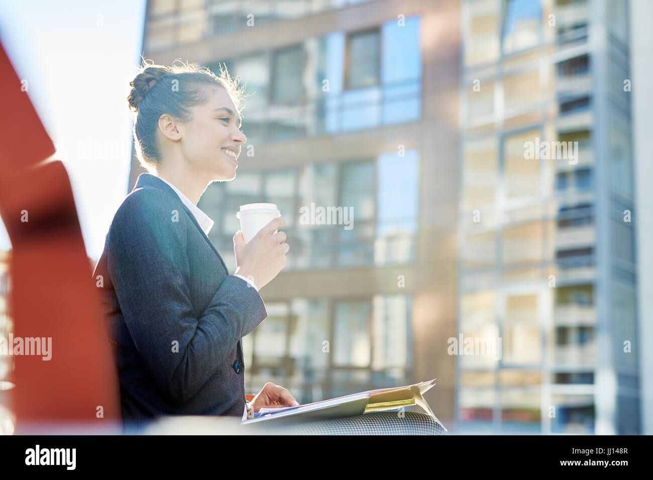 Businesswoman - Stock Image