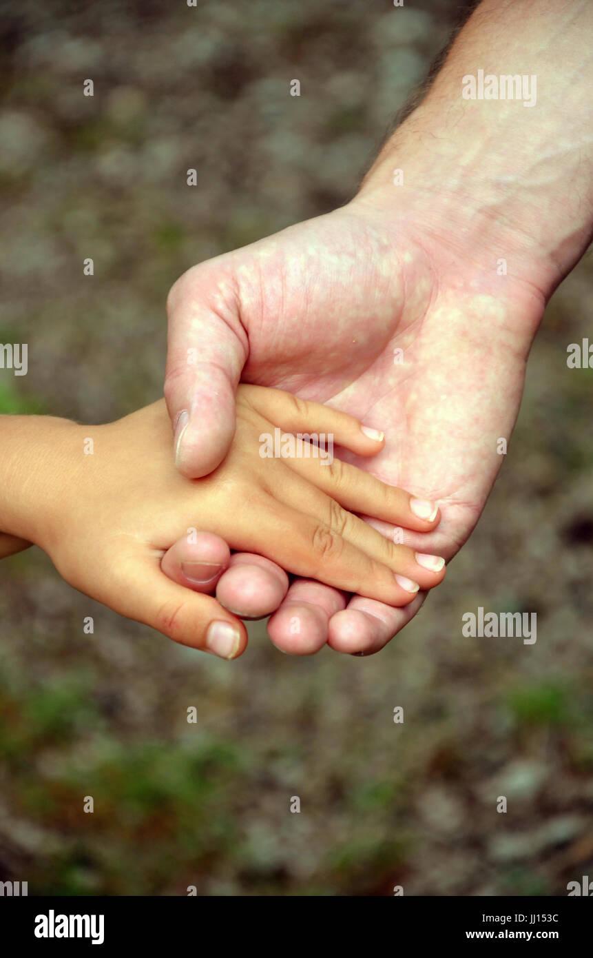 hands - Stock Image