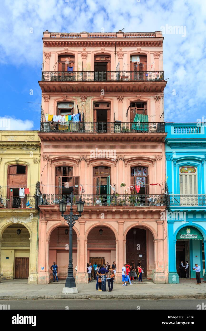 La Habana Vieja Old Havana Stock Photos & La Habana Vieja ...