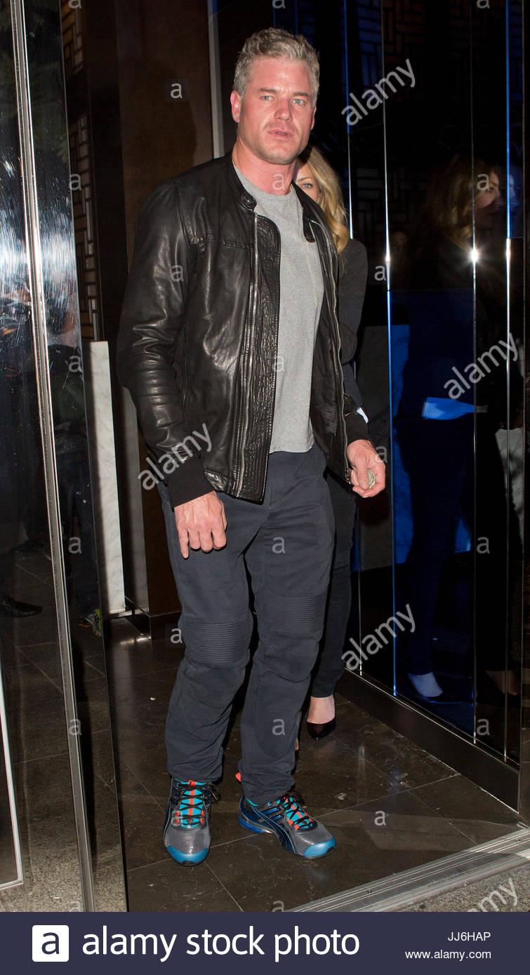 Eric Dane. \'Grey\'s Anatomy\' star, Eric dane and his wife Rebecca ...