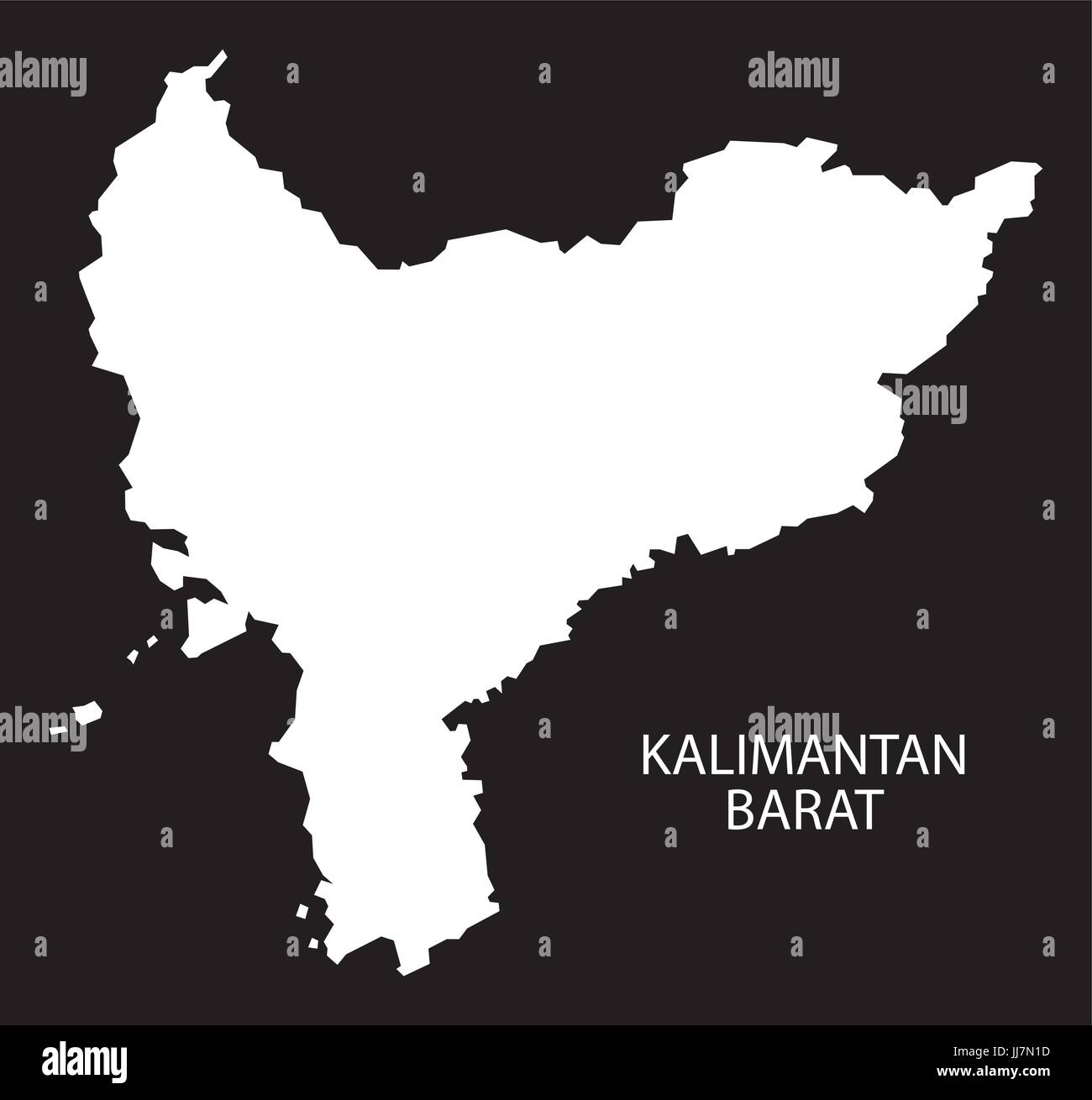 kalimantan vector vectors high resolution stock photography and images alamy https www alamy com stock photo kalimantan indonesia map black inverted silhouette illustration shape 148916921 html