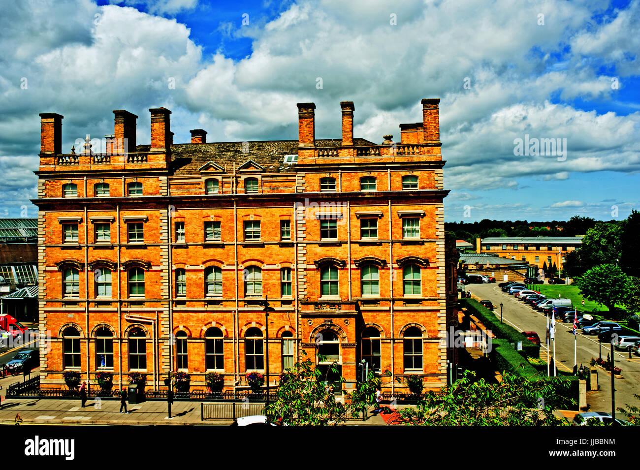 The Royal York Hotel, York - Stock Image