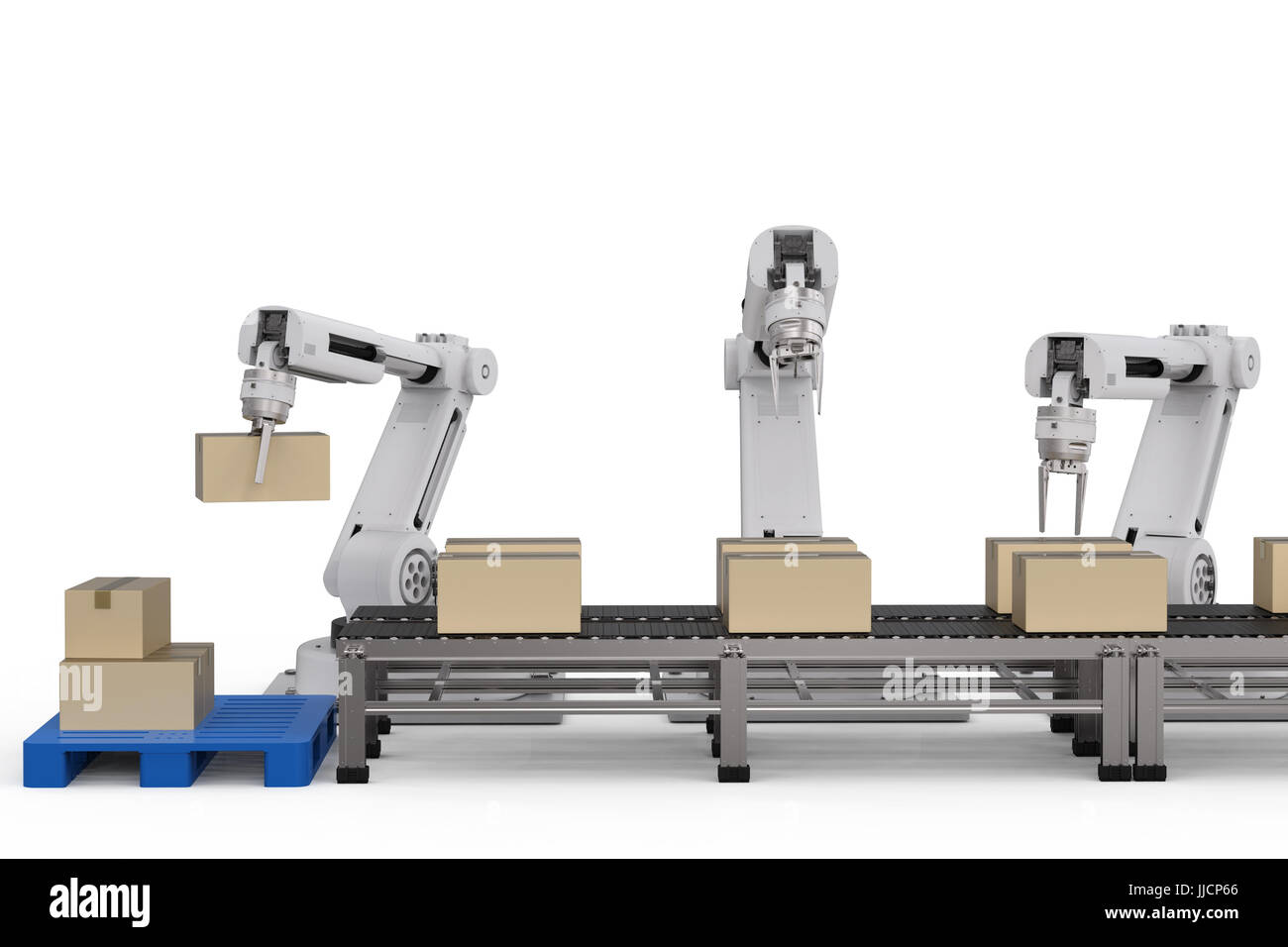 Robotic Arms Cut Out Stock Images & Pictures - Alamy