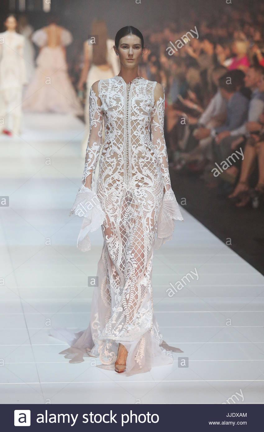 Ausgezeichnet J Aton Couture Brautkleid Zum Verkauf Fotos ...