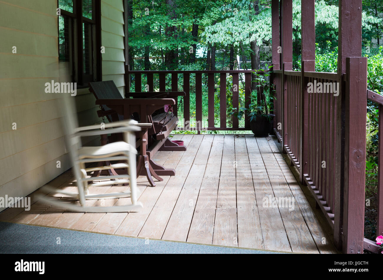 porch chair moving - Stock Image & Porch Chair Stock Photos u0026 Porch Chair Stock Images - Alamy