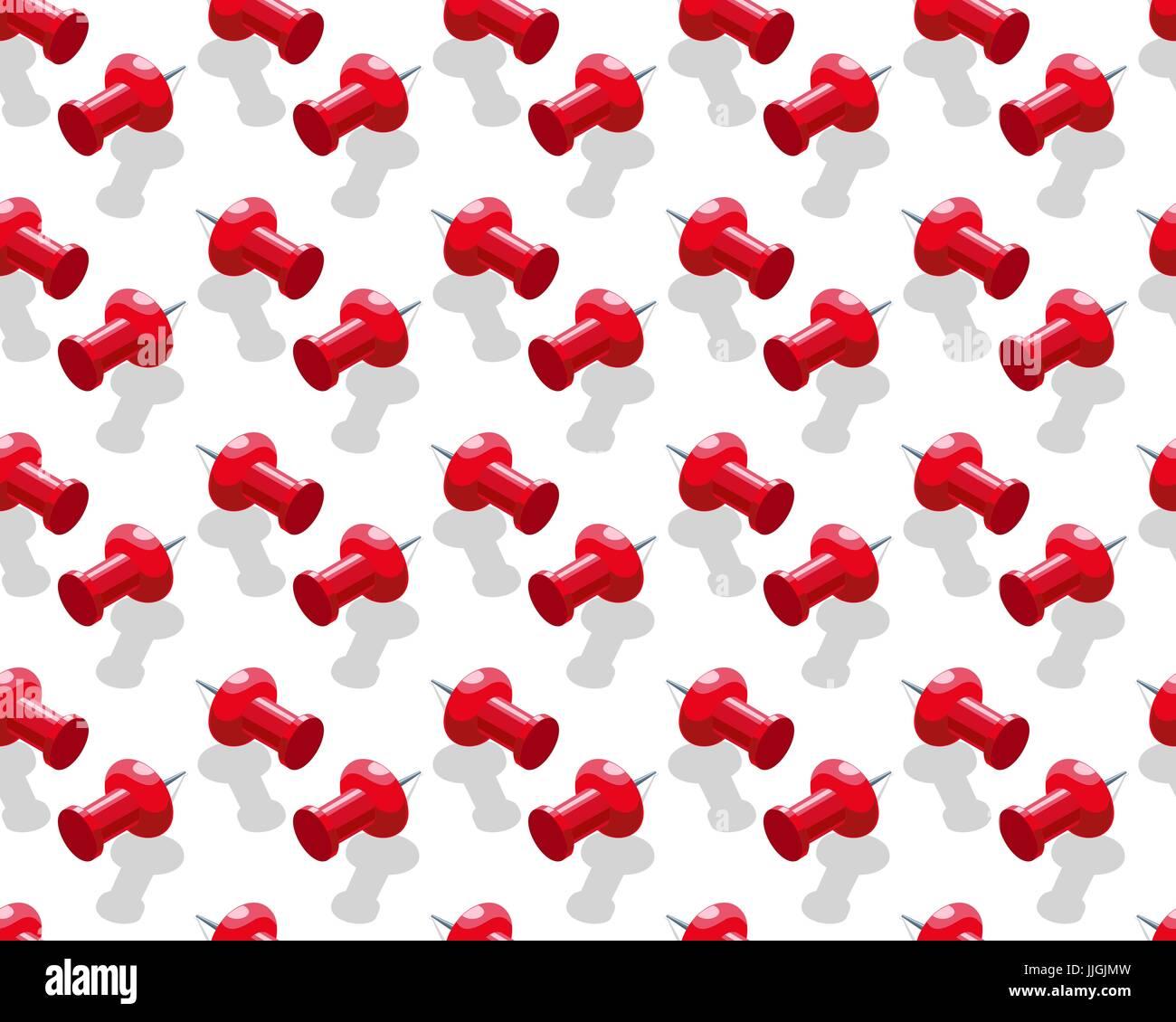 stick to it pattern - Stock Image
