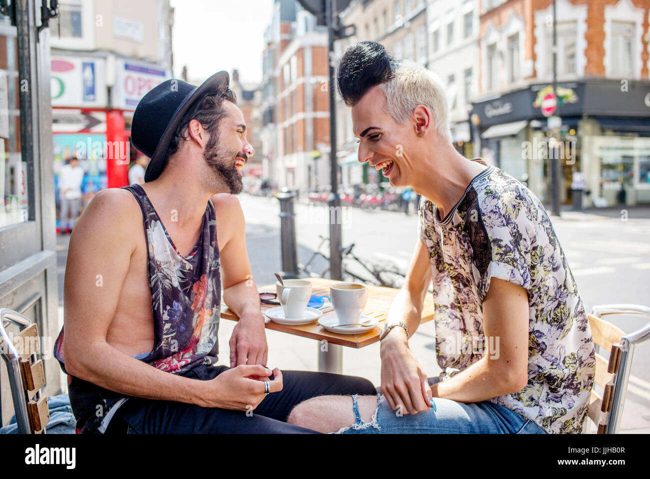 chat gay london
