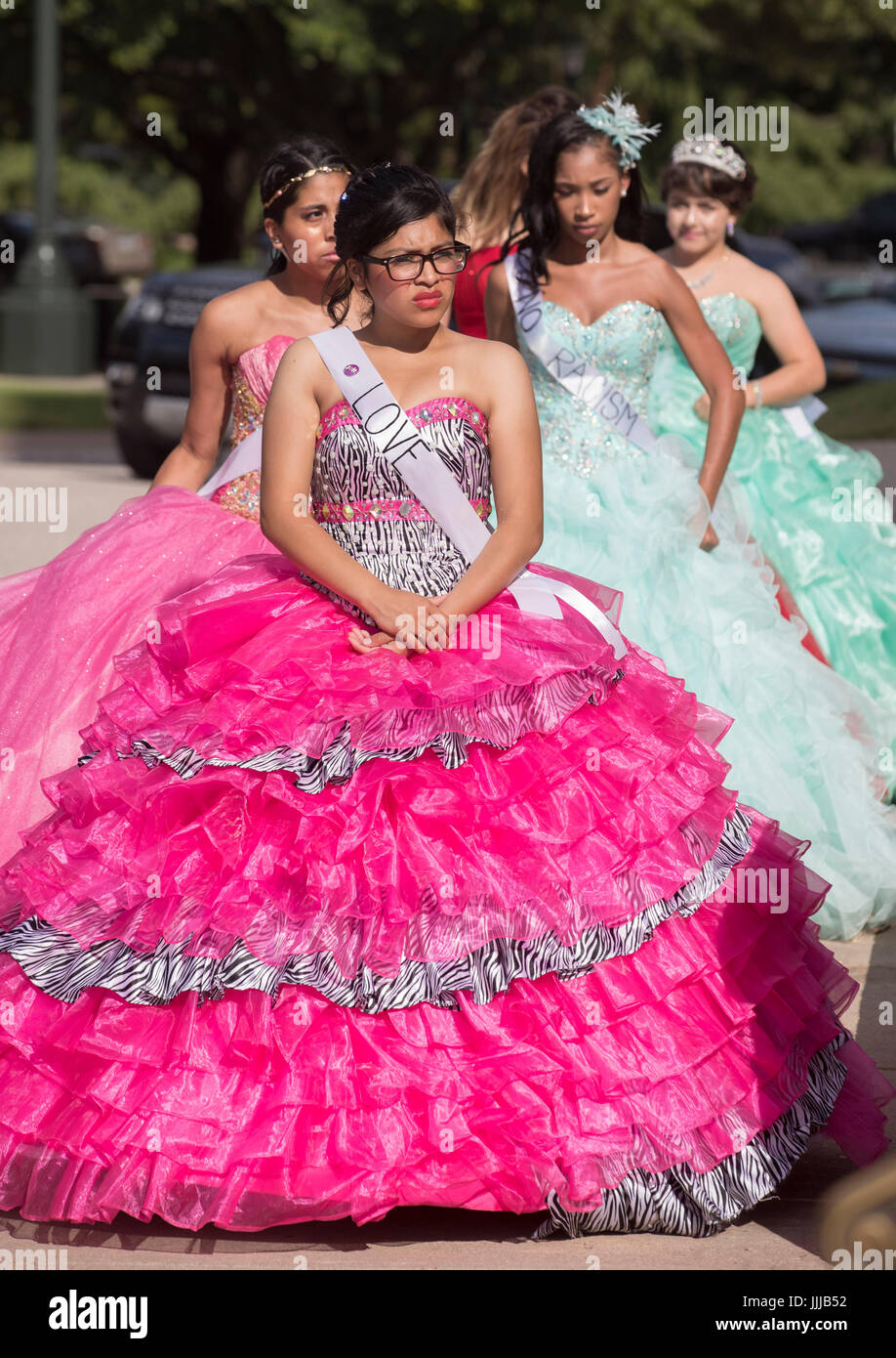 Mexico Quince Dresses Ruffle