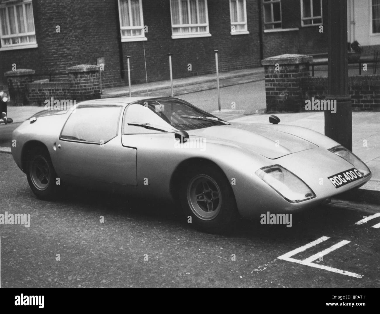 Piper GTT Coupe 1969 - Stock Image