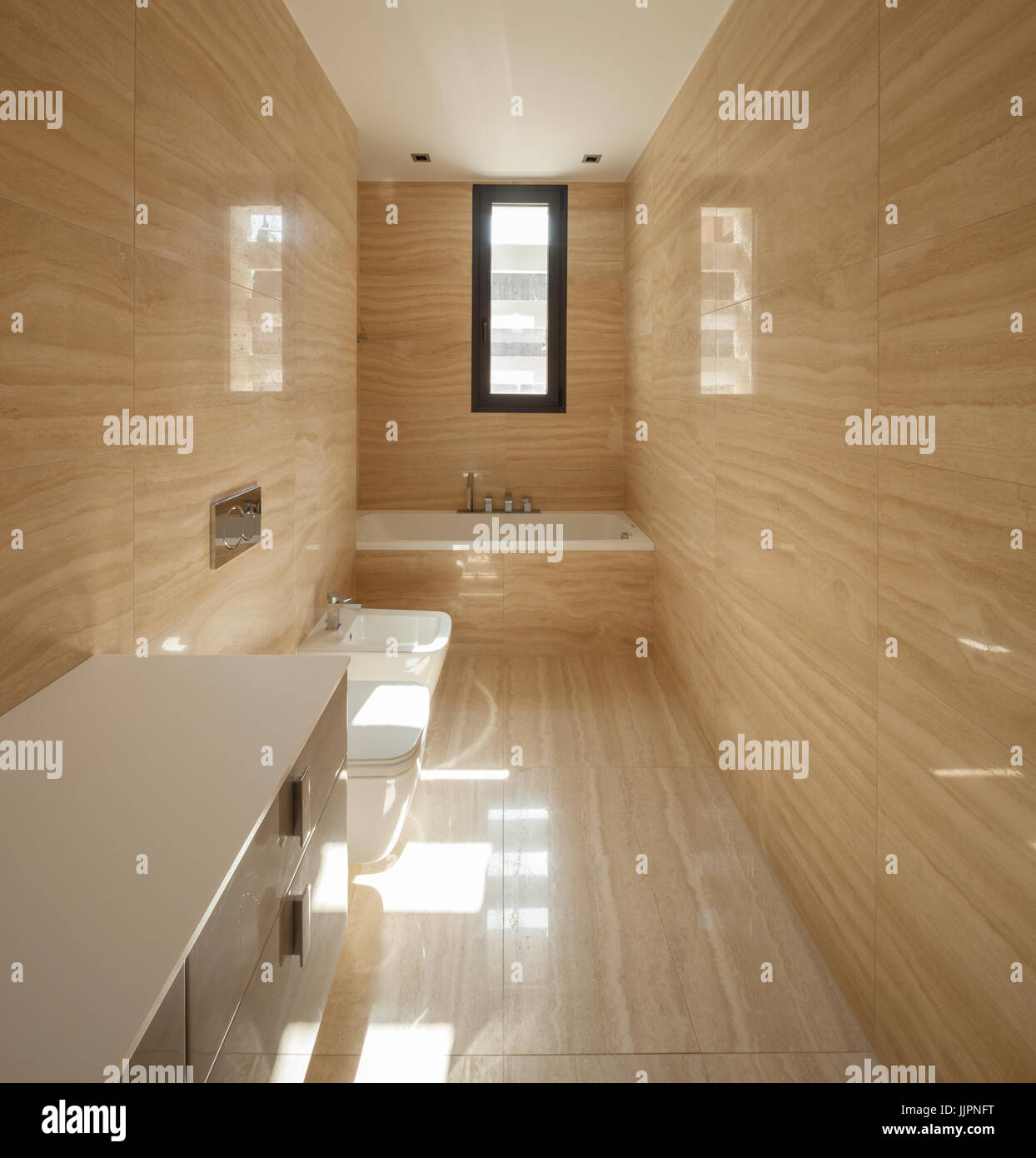 Marble Bathrooms Photos: Streaked Marble Stock Photos & Streaked Marble Stock