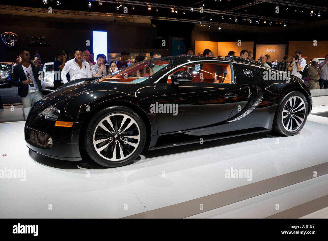 Bugatti 16 4 Veyron Stock Photos & Bugatti 16 4 Veyron Stock Images