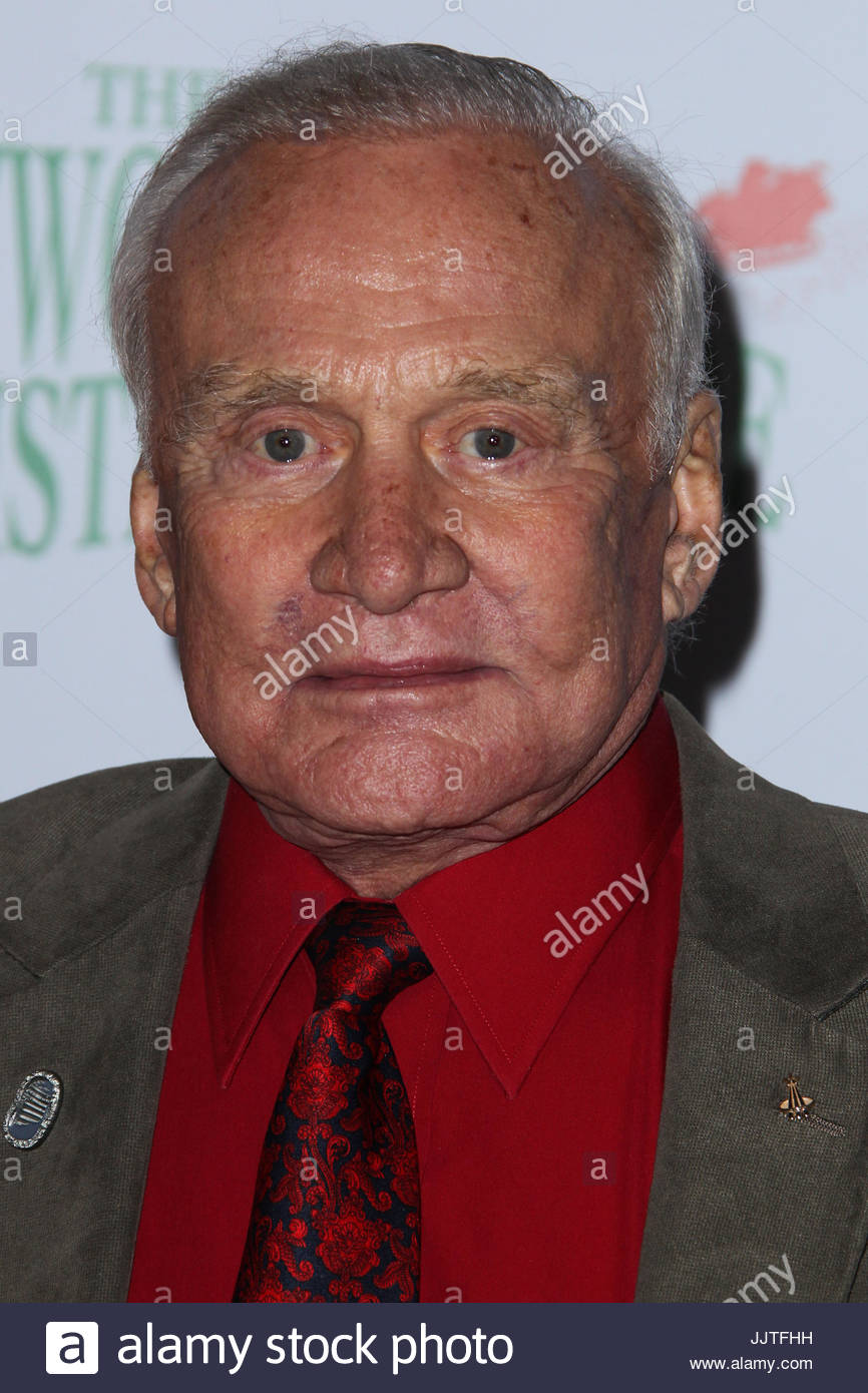 Buzz Aldrin. 82nd Annual Hollywood Christmas Parade held at ...