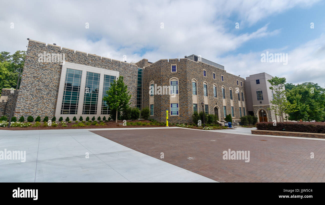 Cameron Indoor Stadium on June 18, 2017 at Duke University in Durham, North Carolina. - Stock Image