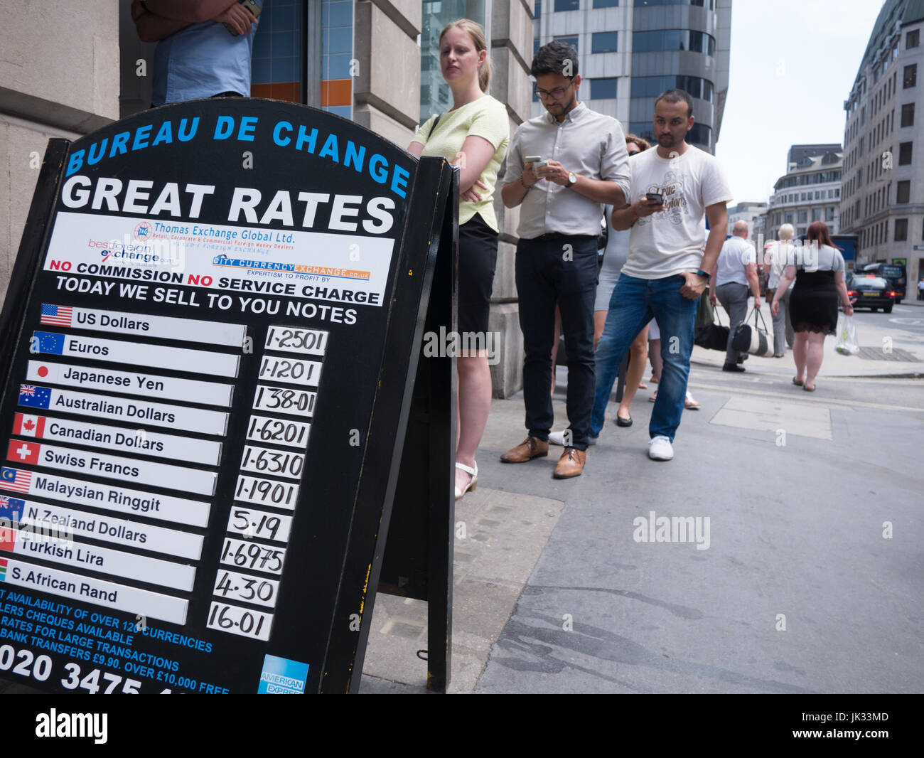 Foreign exchange rate board stock photos foreign exchange rate