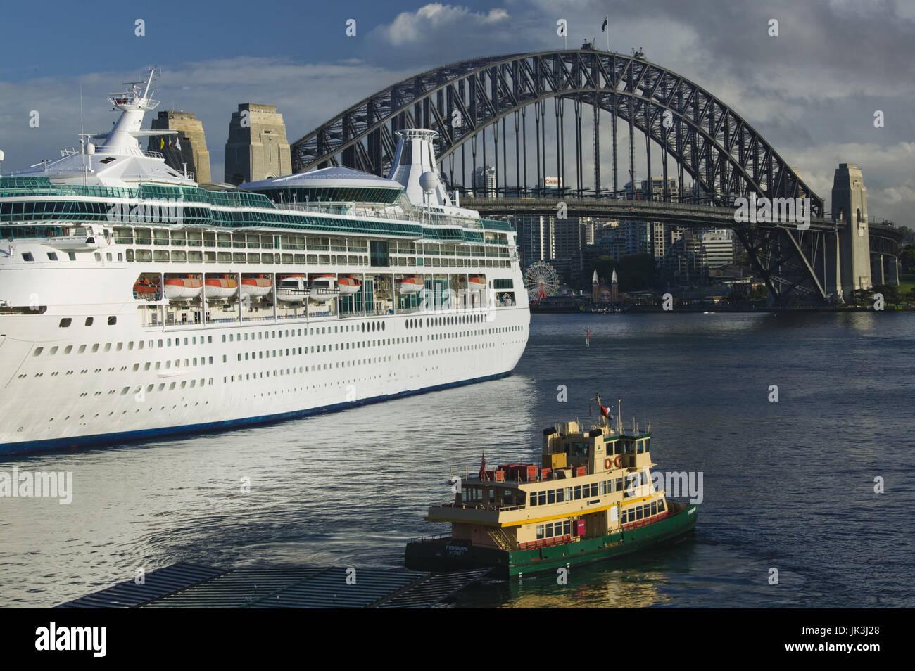 Australia, New South Wales, Sydney, Royal Caribbean Lines