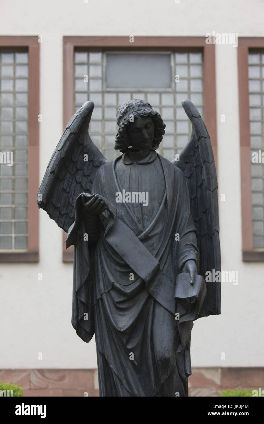 Germany, Hessen, Frankfurt am Main, Memorial to Gays and Lesbians persecuted and killed during the time of the Nazis, - Stock Image