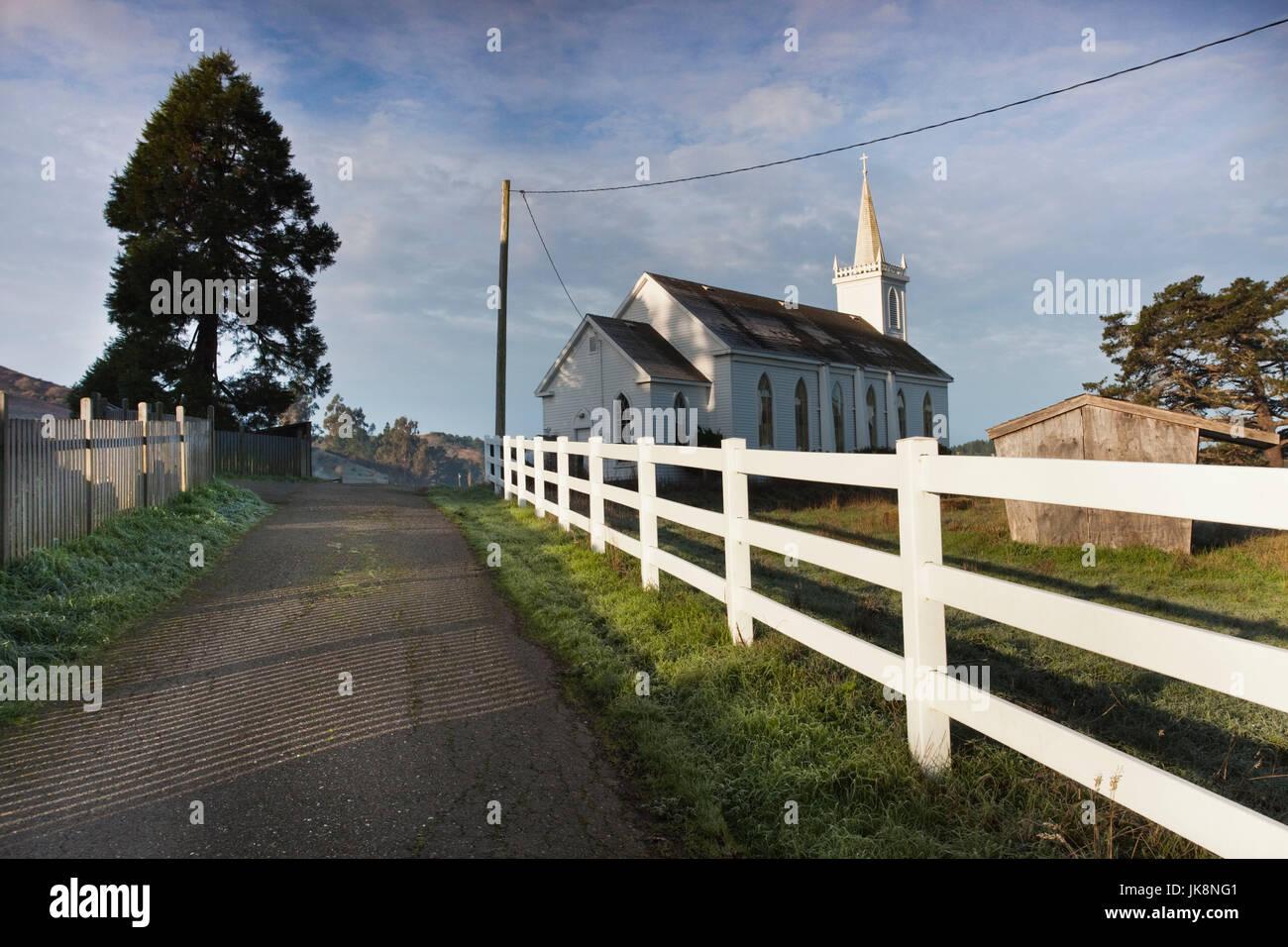 Church Usa Film Stock Photos & Church Usa Film Stock Images