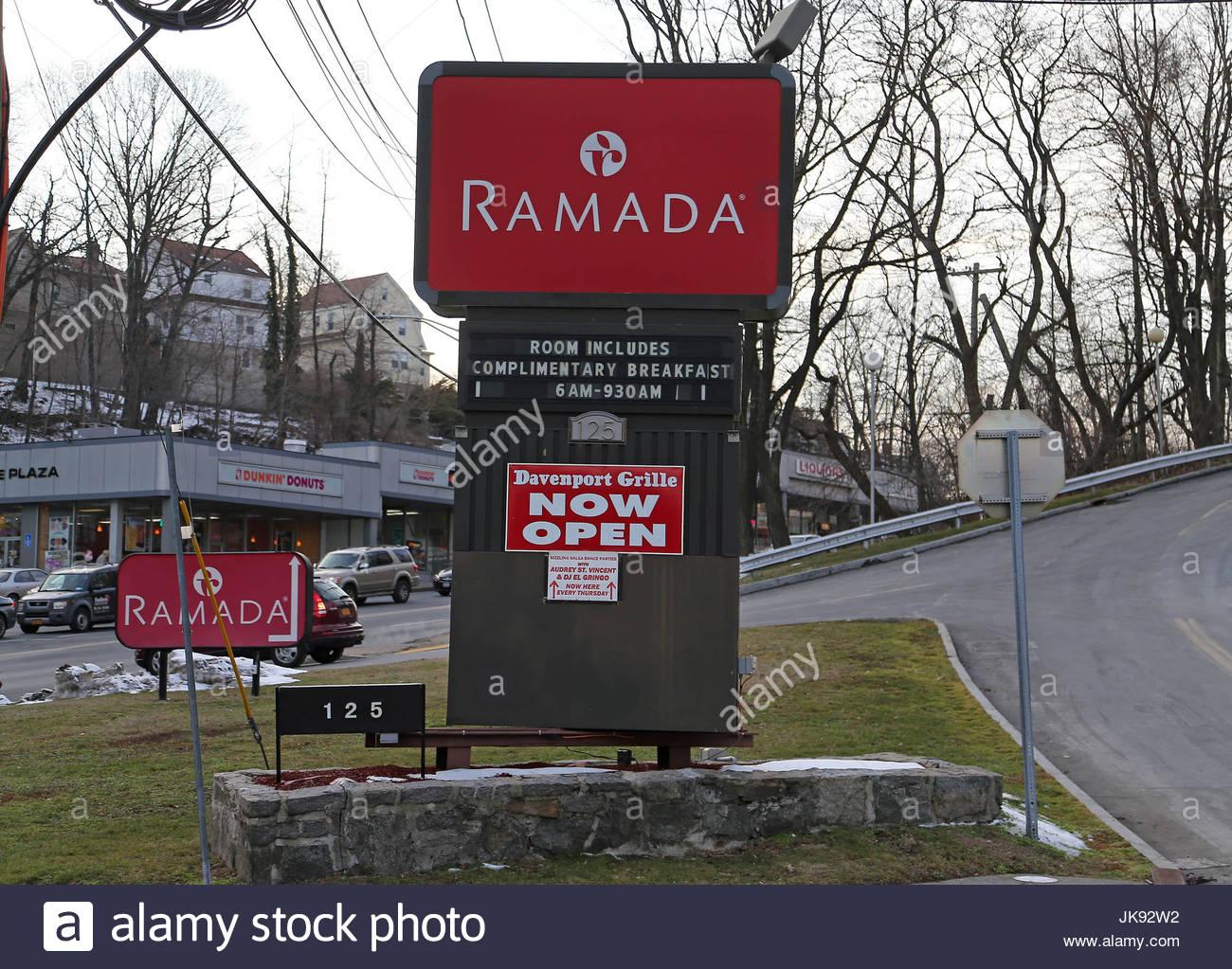 Dmx Ramada Inn Yonkers Yonkers Ramada Inn Parking Lot Where
