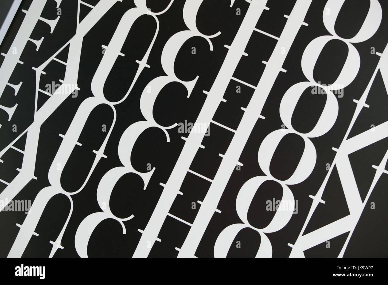 Frankreich, Schriftzug, 'Fauchon', close-up,  s/w, no property release,   Stadt, Hauptstadt, Delikatessenladen, - Stock Image