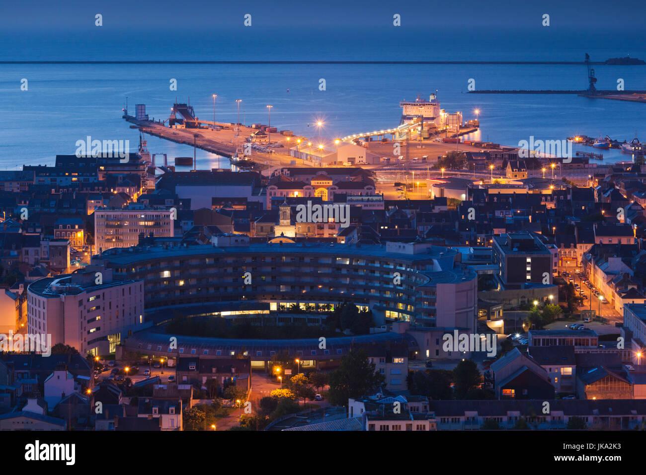 Cherbourg region