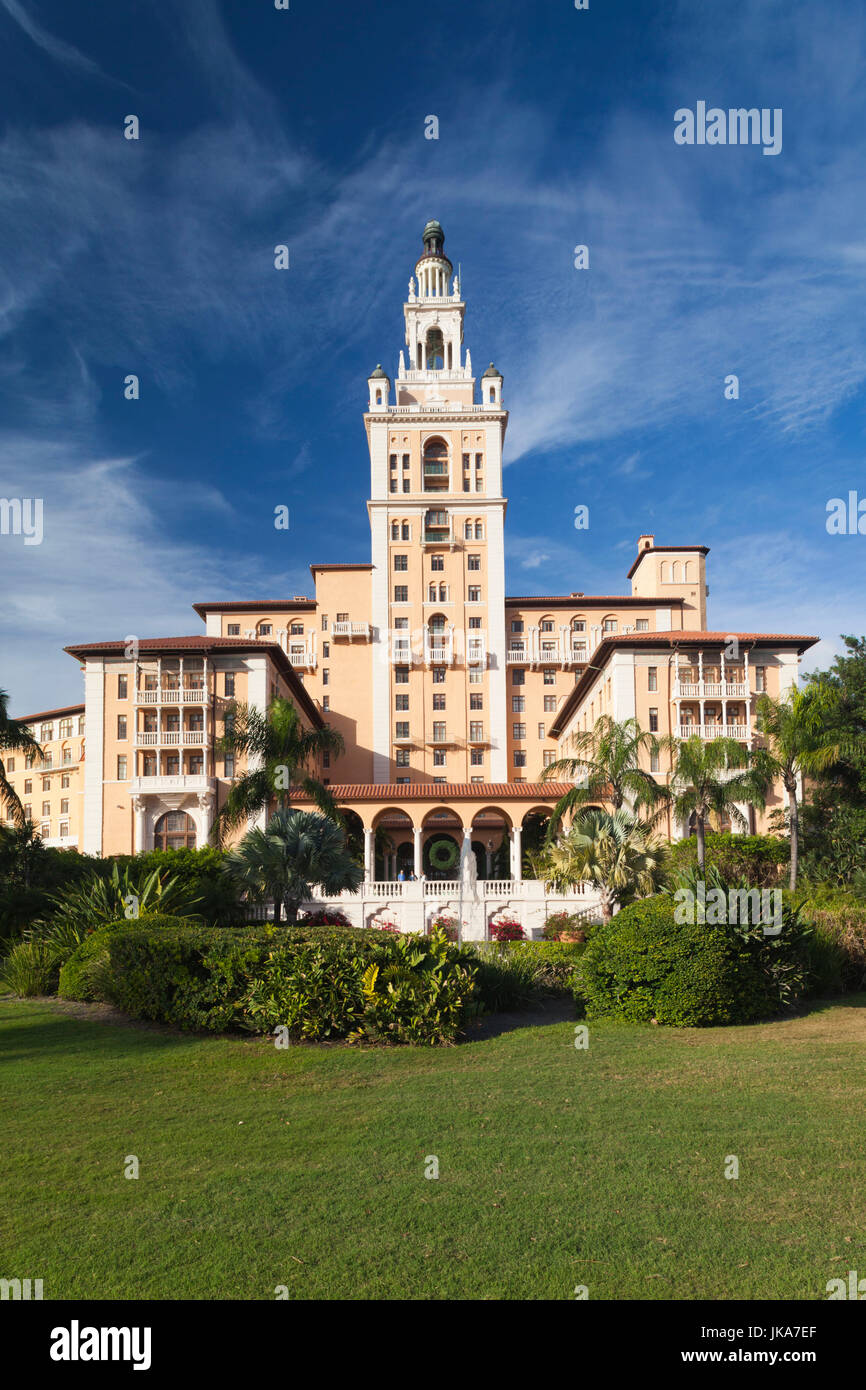 Biltmore Coral Gables Florida Stock Photos Amp Biltmore