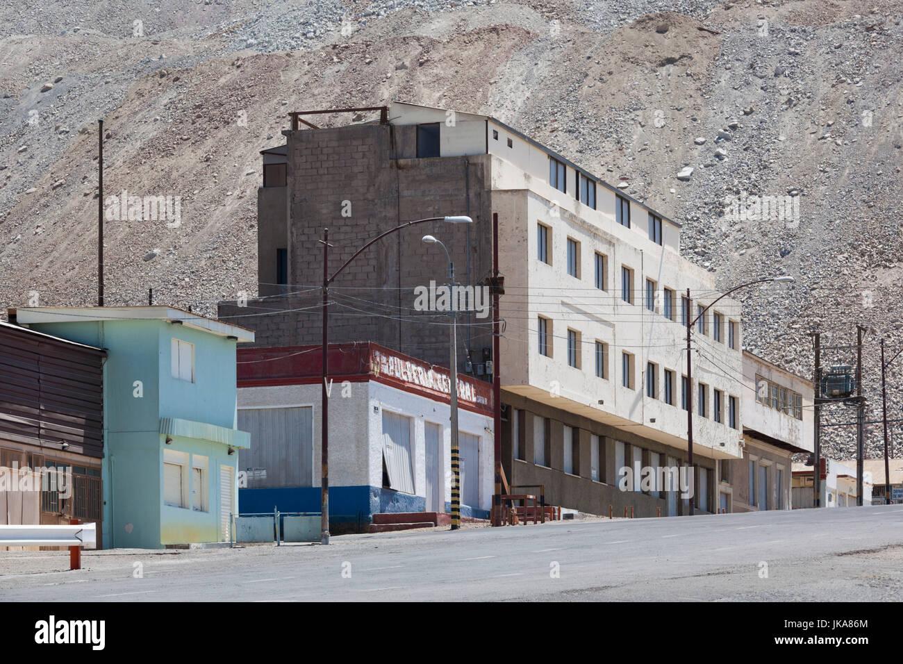 Whores in Chuquicamata