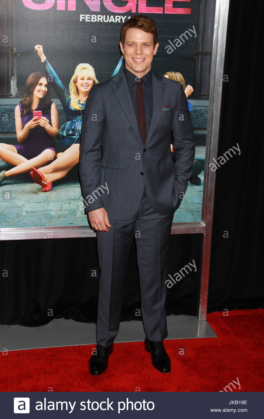 Jake lacy celebrities at the new york premiere of how to be stock jake lacy celebrities at the new york premiere of how to be single ccuart Images