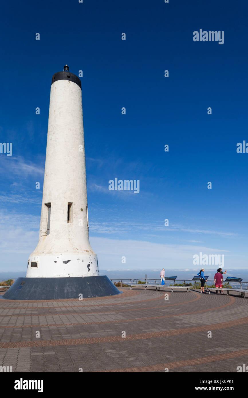 Australia, South Australia, Adelaide Hills, Crafers, Mount Lofty Summit - Stock Image