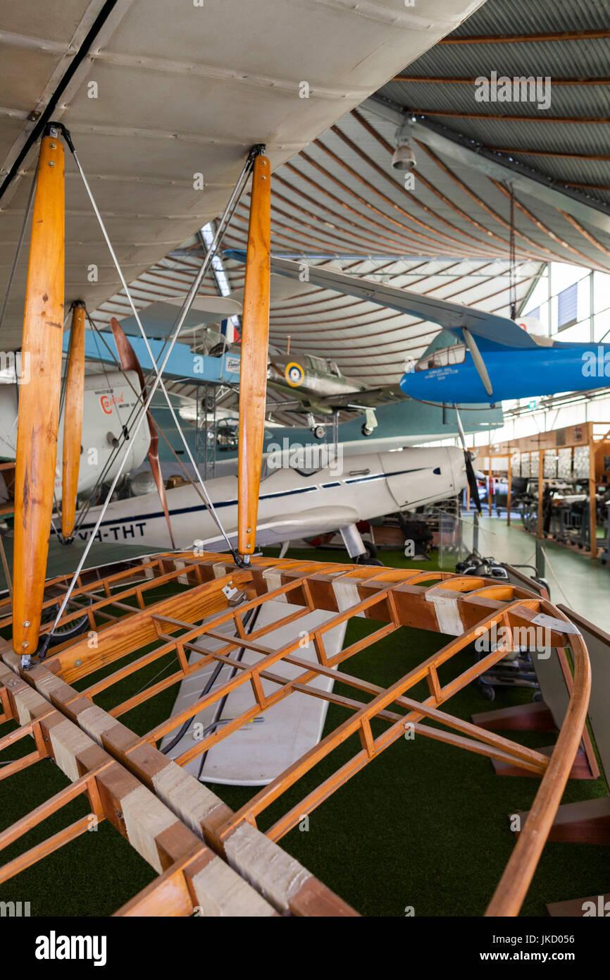 Australia, Western Australia, Bull Creek, RAAF Aviation Heritage Museum, interior - Stock Image