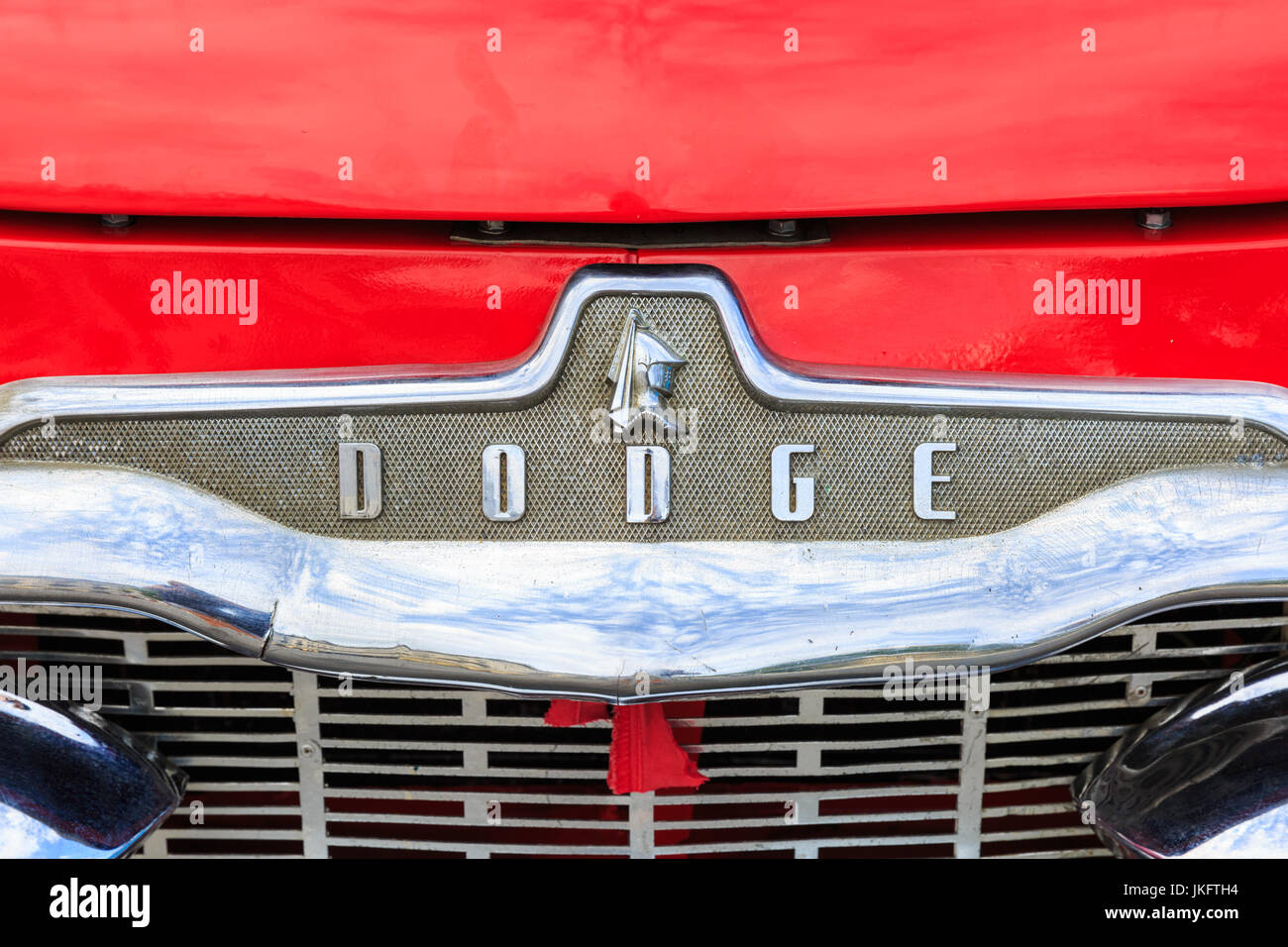 Dodge Logo High Resolution Stock Photography And Images Alamy