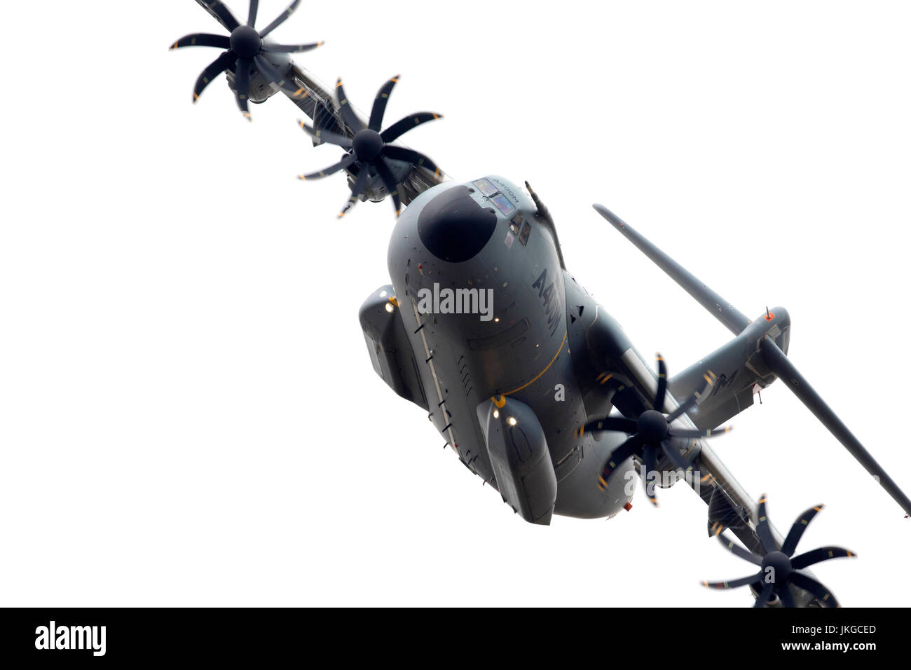 Airbus A400M Atlas EC-404 at RIAT 2017 - Stock Image