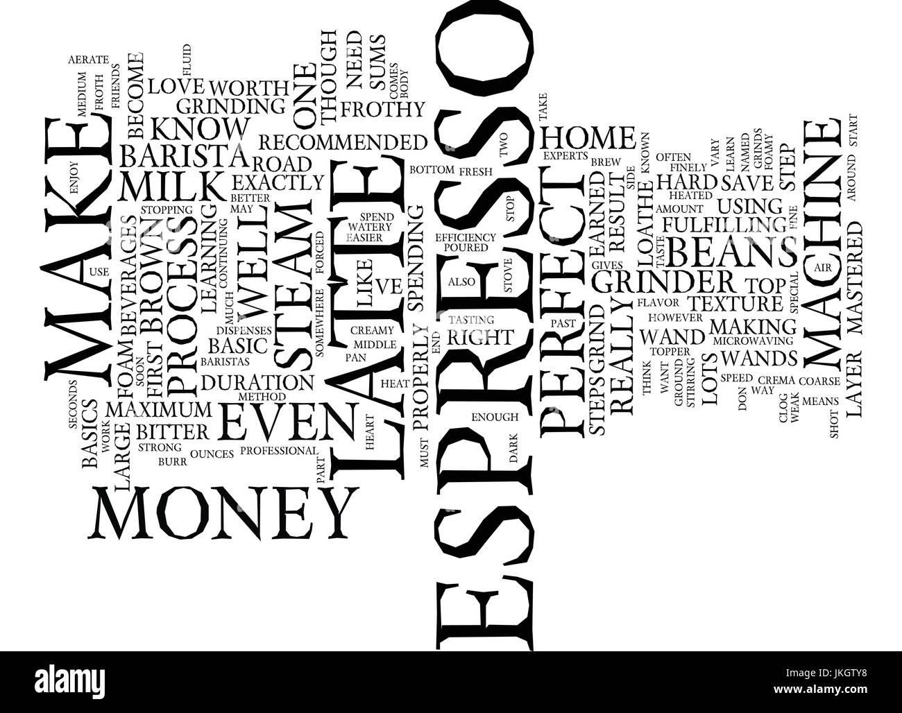 Be Your Own Best Friend Text Background Word Cloud Concept Stock