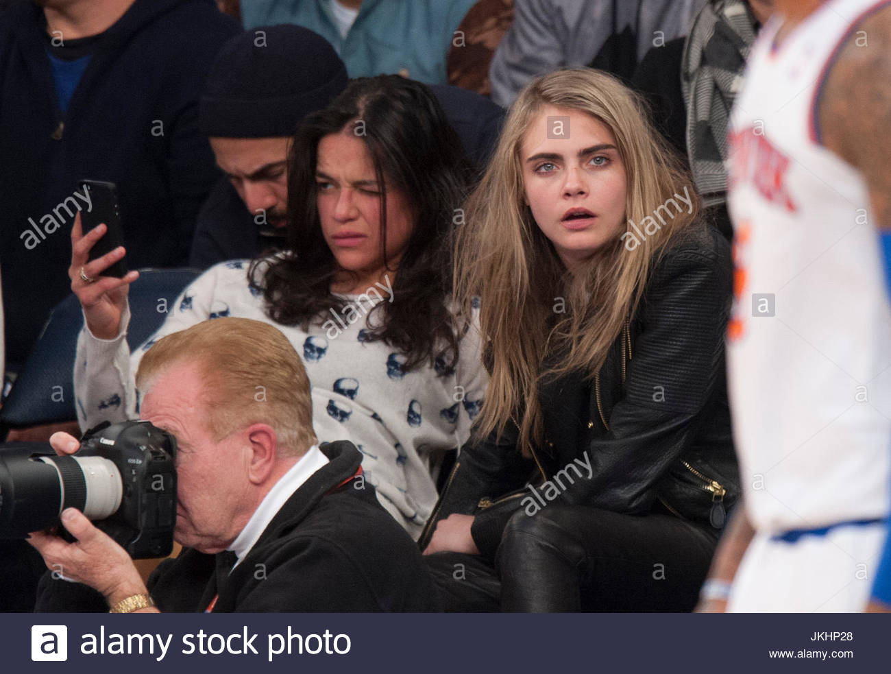 Have hit Michelle rodriguez and cara delevingne what