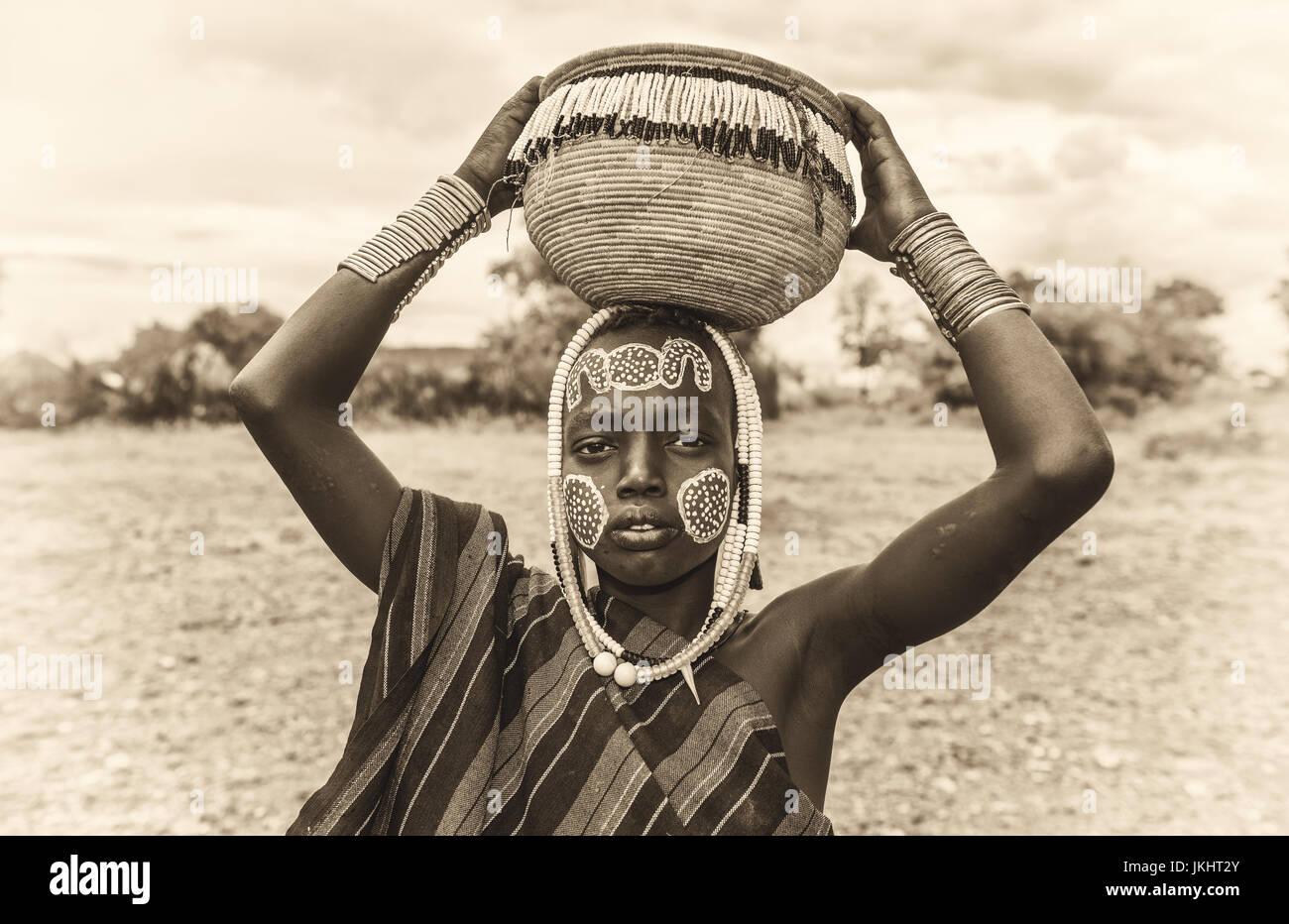 Vintage african Nude Photos