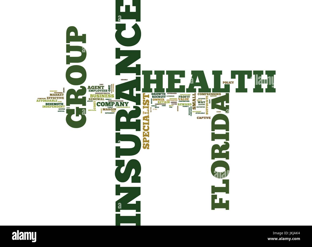 Health Insurance Florida >> Florida Group Health Insurance Text Background Word Cloud