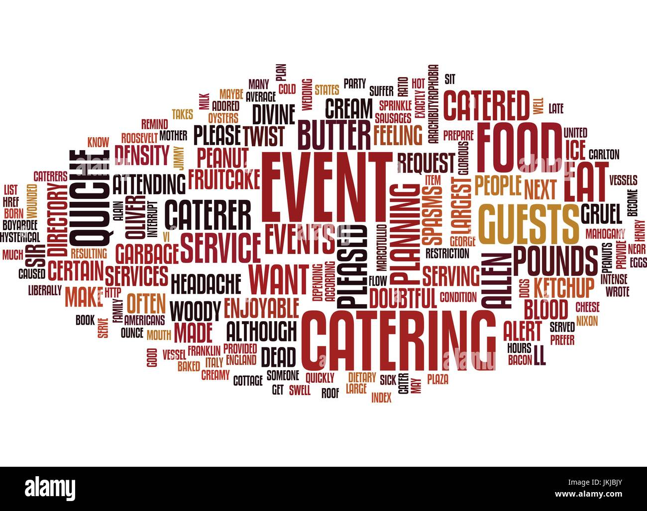 FOOD GLORIOUS FOOD Text Background Word Cloud Concept - Stock Image