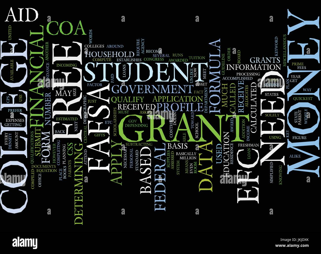 How to get free grant money for college