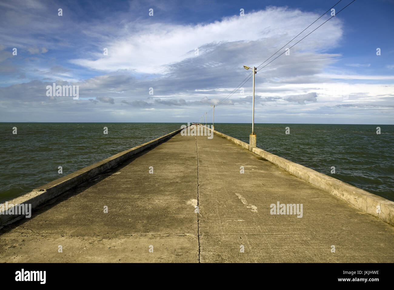 Vanishing Point - Stock Image