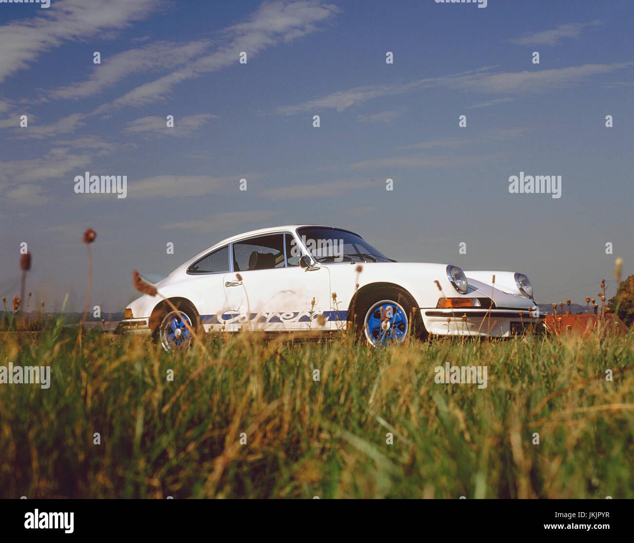 1973 Porsche 911 RS - Stock Image
