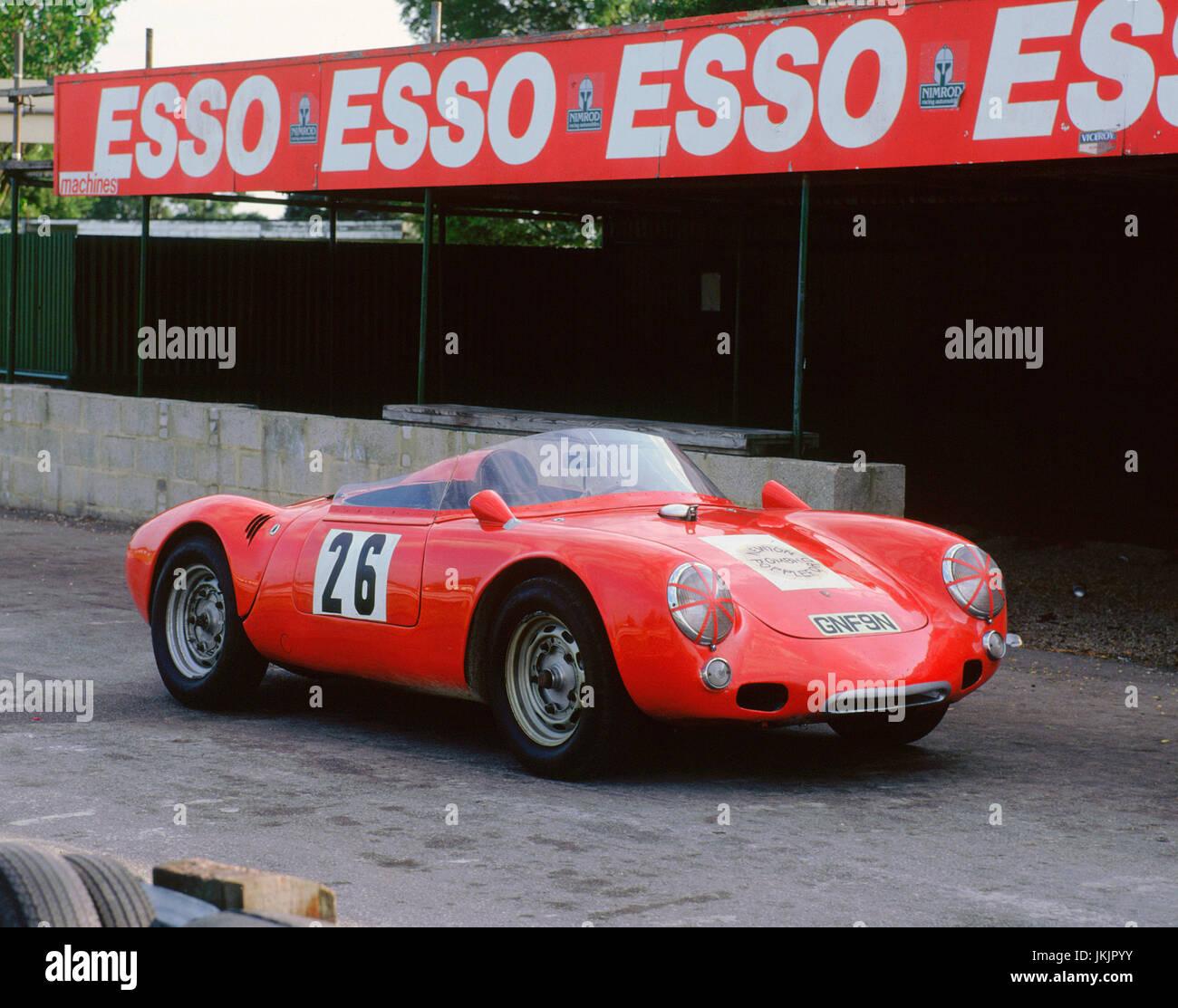 22+ 1950 Porsche Race Car