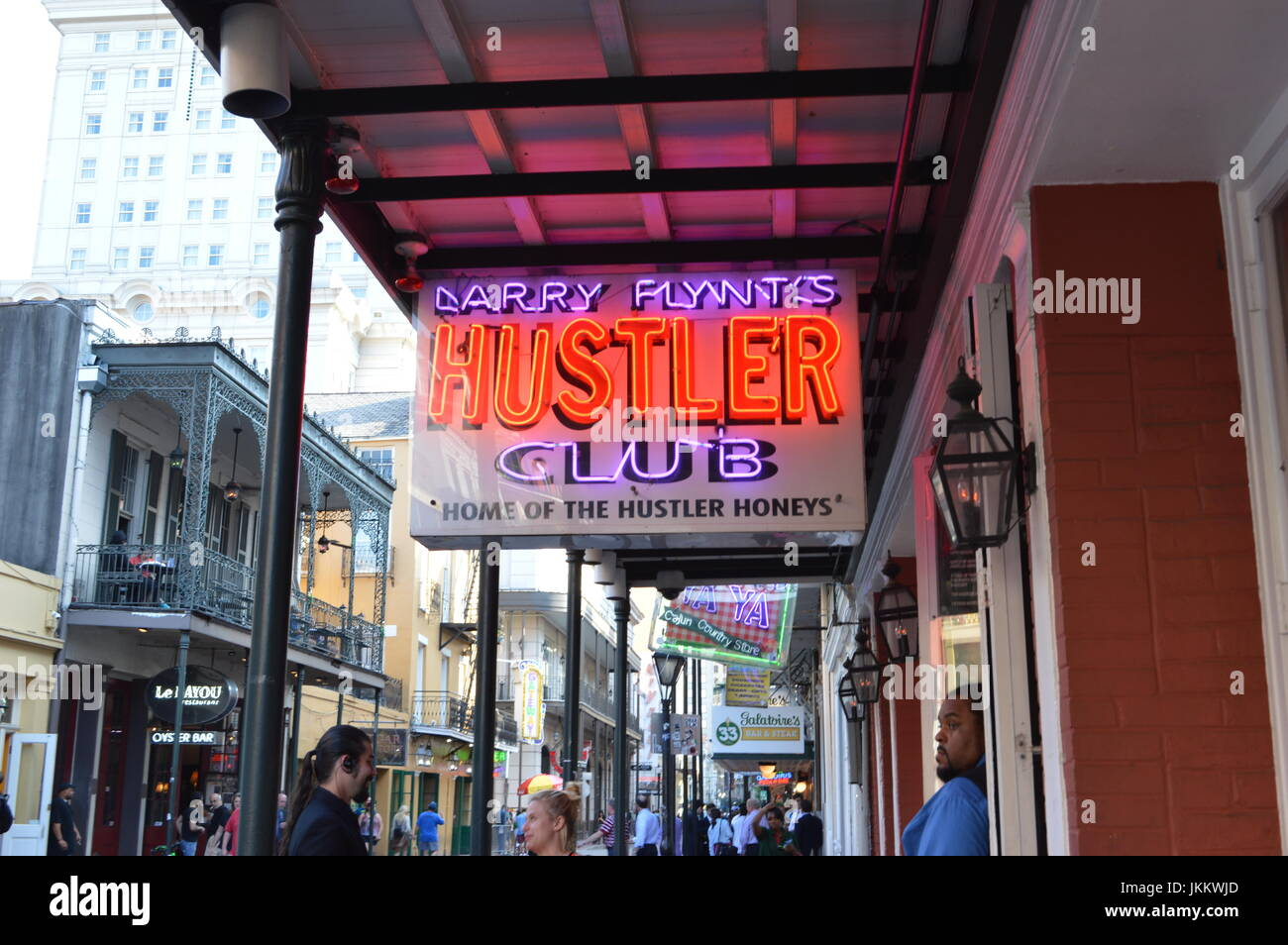 The hustler club new orleans topic