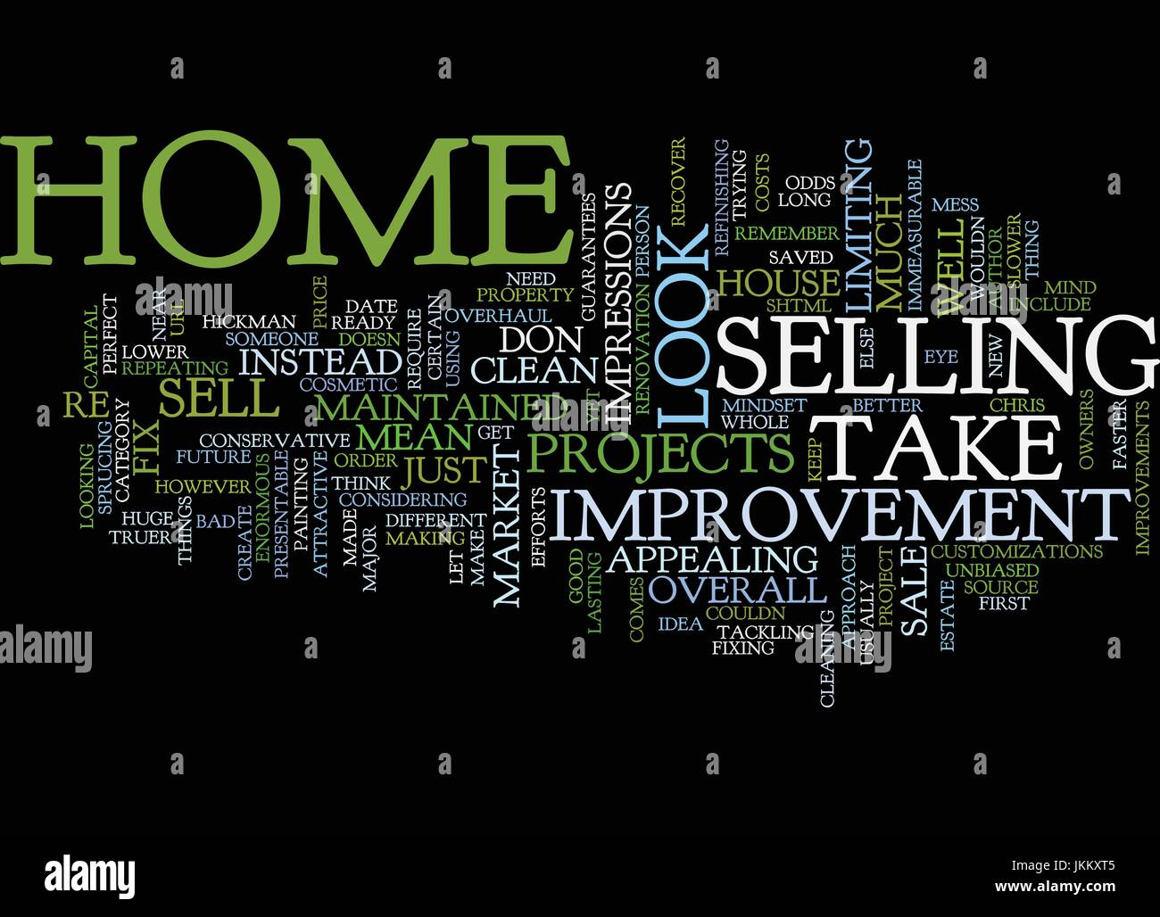 GET YOUR HOME READY TO SELL Text Background Word Cloud Concept - Stock Image